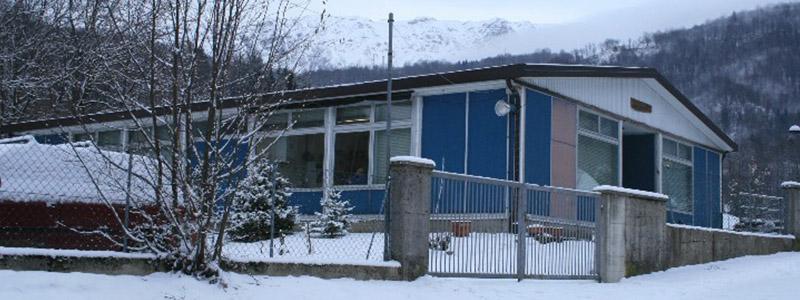 rifugio speleologico
