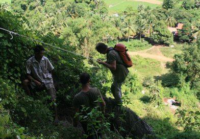 Spedizione in Cambogia
